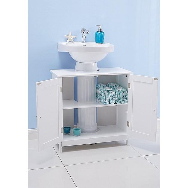 Fabulous Bathroom Under Sink Cabinets Bathroom Sink Storage Download Free Architecture Designs Sospemadebymaigaardcom