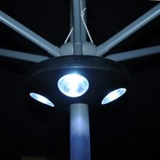 16 LED Parasol Lights Wireless Outdoor Indoor Garden Patio Camping Tents
