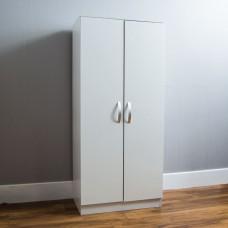Wardrobe White High Gloss Door 2