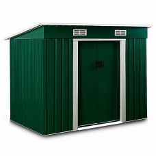 Metal Bike Shed Metal Sheds 6x4