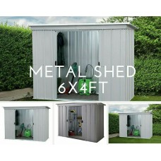 Outside Storage Shed Waterproof Garden Shed