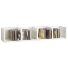 White Shelves Wall Mounted Shelves