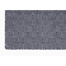 Floor Rugs Blue Carpet Plastic Mat for Indoor/Outdoor Use