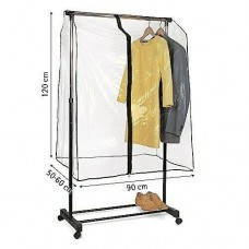 Dust Cover for Free Standing Clothes Rail