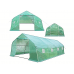 Greenhouse Plastic Walk in Polytunnel  6X3m