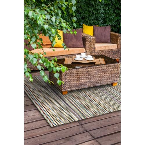Recycled Plastic Outdoor Rugs Uk: Multicolored Plastic Rug Lightweight Outdoor Indoor Patio