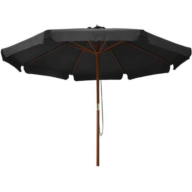 Outdoor Umbrella Garden Sun Shade 3M Parasol