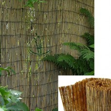 Reed Fencing Natural Fence Garden Privacy Screen 1.5x4m