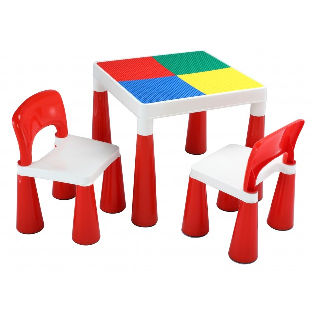 Activity Play Kids Table Chair Set