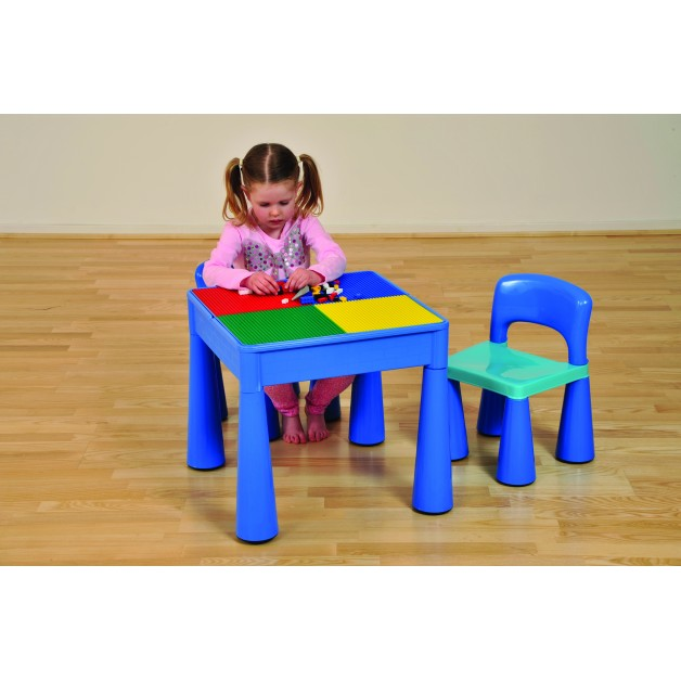 Childs Table and Chairs Sand Water Table